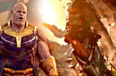Infinity War Introduces Thanos' All-Mighty Q-ShipThanos is