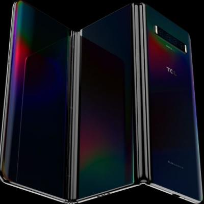 TCL riffs on the foldable format with a pair of prototypes