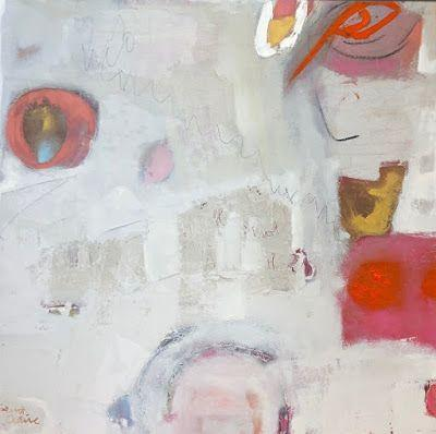 "Contemporary Art, Abstract,Expressionism, Studio 9 Fine Art ""Pride"" by International Abstract Artist Amanda Saint Claire"