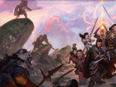 Dungeons and Dragons Remake Wants Nightwing Director