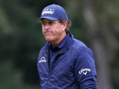 Phil Mickelson 'disappointed' as Winged Foot deals him another US Open letdown