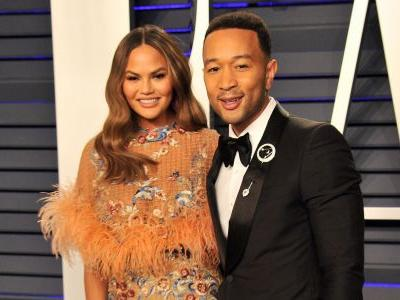 Chrissy Teigen and John Legend's New Matching Tattoos Have the Sweetest Meaning