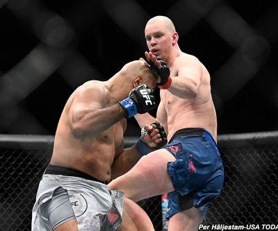 UFC on ESPN+ 3 Promotional Guidelines Compliance pay: Stefan Struve leads payout with $20k