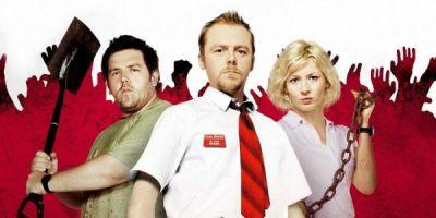 Shaun Of The Dead's Simon Pegg And Nick Frost Are Making A New Horror Comedy