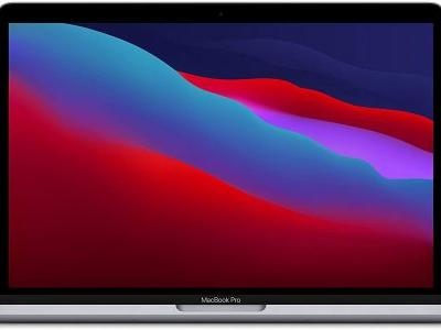 Apple's latest M1 MacBook Pro and several monitors are on sale today
