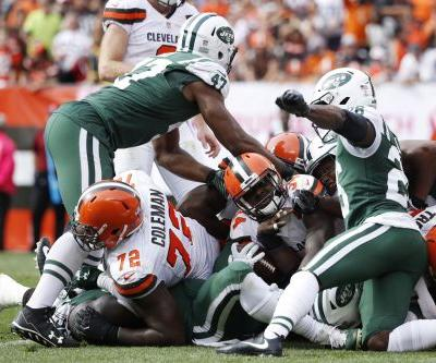 How to Watch NFL Thursday Night Football - New York Jets vs. Cleveland Browns Live Stream Online