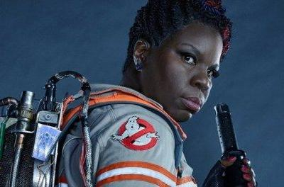 Leslie Jones Lashes Out at Ghostbusters 3: It's Something