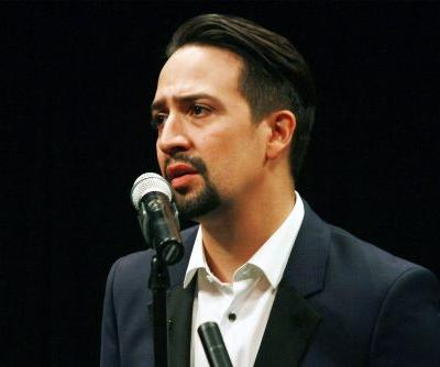 Lin-Manuel Miranda's mom checked into Puerto Rico ER during 'Hamilton' run