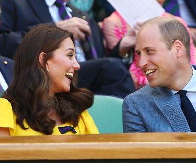 Photos Of Kate Middleton & Prince William At Wimbledon Show Them So In Love