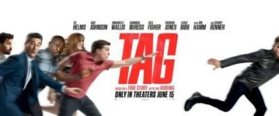 Tag Movie - New Poster and Nostalgia Featurette