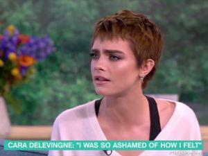 Cara Delevingne Speaks Out About Her Struggle With Depression