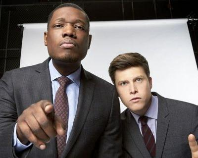 Colin Jost and Michael Che to Host 70th Primetime Emmy Awards