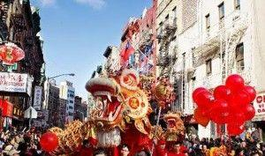New York City Celebrates Lunar New Year, Year of the Rooster