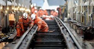 Passengers reminded to plan ahead this Easter as Network Rail undertakes £118m upgrade
