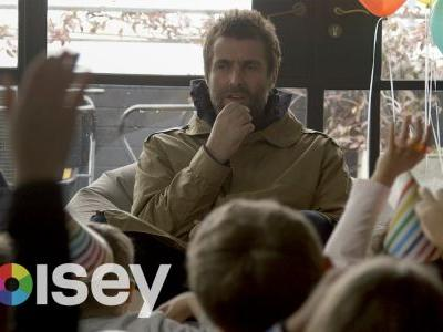 We Had a Bunch of Small Children Ask Liam Gallagher Questions