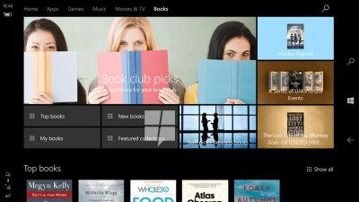 Microsoft is bringing an e-book store toWindows 10with theCreators Update