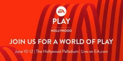 EA Play 2017 to be Held from June 10-12