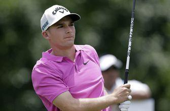 Rookie Aaron Wise joins Leishman atop Nelson leaderboard