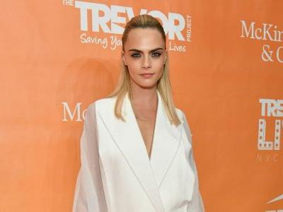 See What Cara Delevingne, Ashley Benson and Other Attendees Wore to the 2019 TrevorLIVE Gala