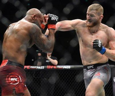 How did the least anticipated UFC rematch in recent history somehow deliver the goods?