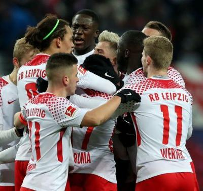 RB Leipzig 2 Bayern Munich 1: Werner strike delays coronation