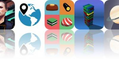 Today's Apps Gone Free: Out There Chronicles, Intrace, Sweet Factory and More