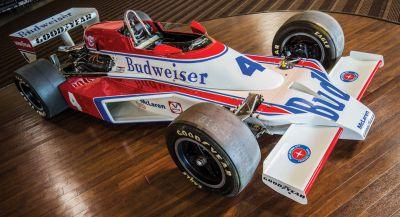 This Was McLaren's Last Indy 500 Racer From 38 Years Ago