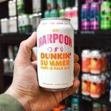 Dunkin' Donuts's New Coffee-Flavored Beer Combines All of Our Favortie Drinks in 1 Can