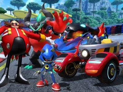 Team Sonic Racing Adds Villainous Team Eggman Squad
