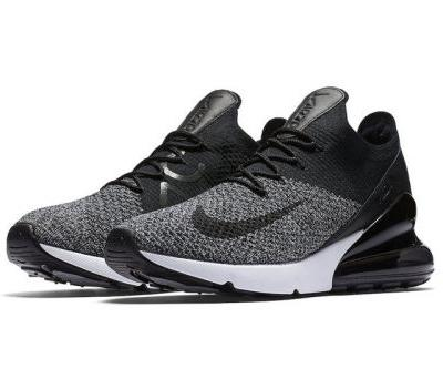"Nike Introduces the Air Max 270 Flyknit In ""Oreo"""