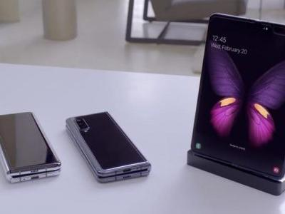 Samsung Galaxy Fold showcased in lengthy video