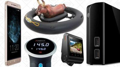 Saturday's Best Deals: LeEco Smartphone, Anova Sous-Vide, Anker Dash Cam, and More