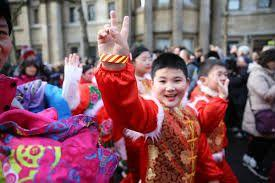 London to host biggest Chinese New Year celebrations outside Asia