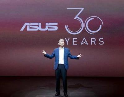 ASUS ZenBook Edition 30, ZenScreen Touch celebrate company's 30 years