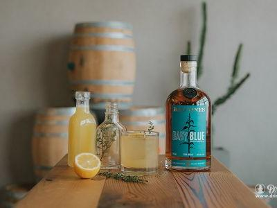 Thyme Tells All: Balcones Baby Blue Whisky
