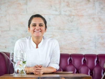 Chef's Talk: tap into the life of Garima Arora, Asia's Best Female Chef