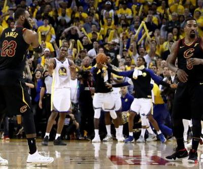 Kevin Durant: Warriors Knew Series Was Over After JR Smith's Blunder