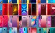What were the best-looking phones of 2018?