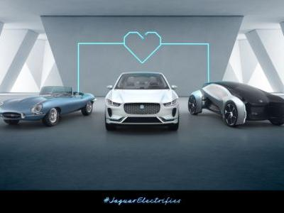Every Jaguar and Land Rover vehicle from 2020 on will have an electric option