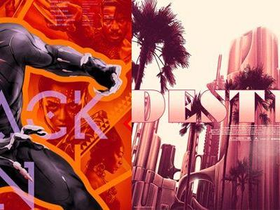 Mondo 'Black Panther' and 'Destroyer' Posters Go On Sale Tomorrow