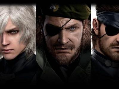 Metal Gear Solid HD Collection PS4 Version Listed in Developer Portfolio