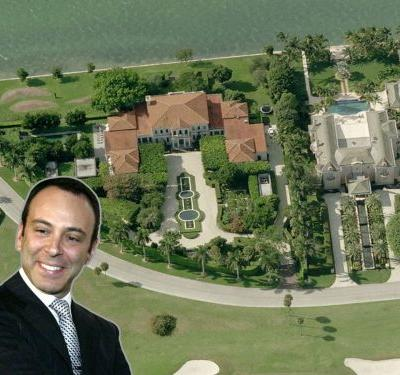 Sears' reclusive CEO explains why he rarely visits the office - and instead lives at his sprawling $38 million estate that's 1,400 miles away