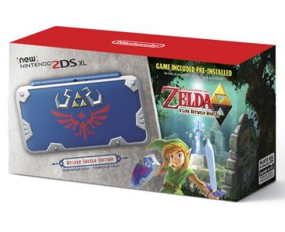 Legendary New Nintendo 2DS XL System Coming Exclusively to GameStop Stores on July 2