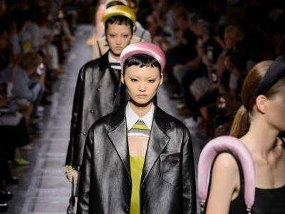 See Every Look From Prada's Spring 2019 Collection