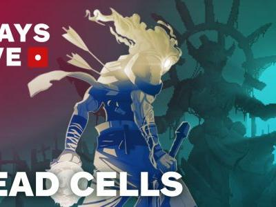 We're Streaming Dead Cells Today on IGN Plays Live