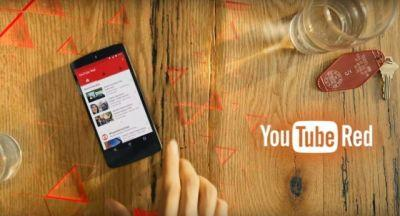 YouTube Red And Google Play Music Being Merged