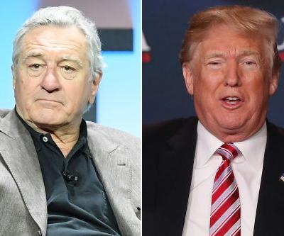 Robert De Niro will never play Donald Trump in a movie