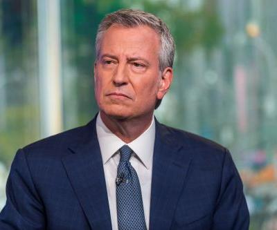 De Blasio pens letter of support to NYPD days after ThriveNYC pulls out of cop mental health event