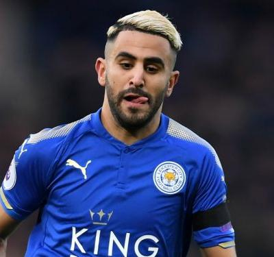 Riyad Mahrez revels in Leicester City's win over Watford