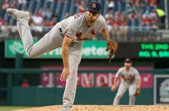 Wainwright whirls another solid outing as Cardinals beat Nationals 3-2